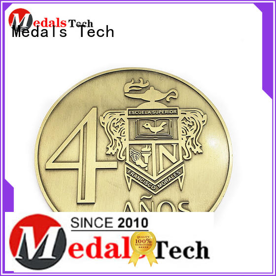 hot selling custom challenge coins copper supplier for games