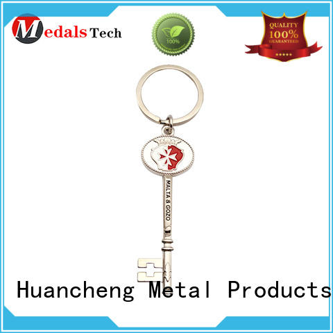 shiny home keychain promotional Huancheng company
