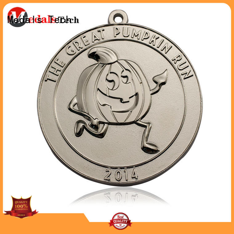 Medals Tech plated running finisher medals personalized for kids