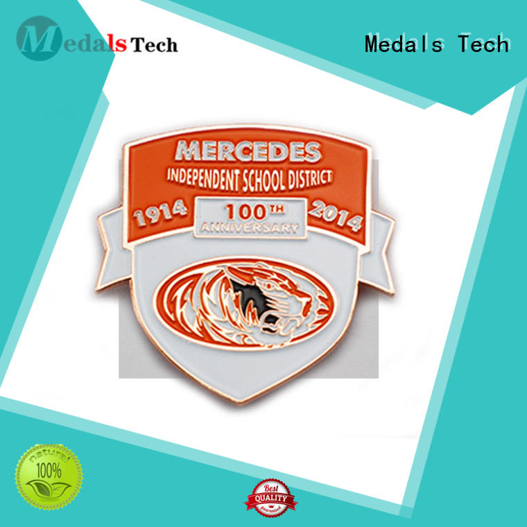 Medals Tech quality mens suit pins with good price for adults