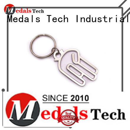 Medals Tech antique metal key ring directly sale for souvenir