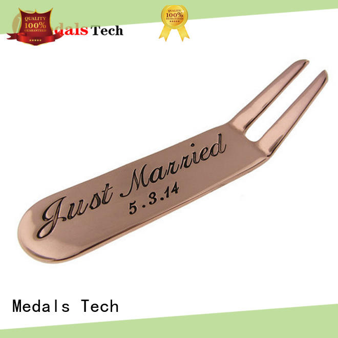 Medals Tech opener golf divot tool design for add on sale