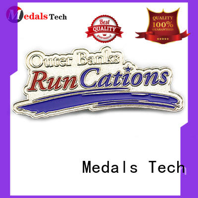 Medals Tech girl mens lapel pin design for woman