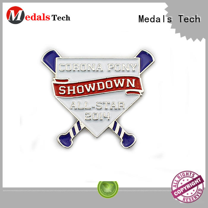 Medals Tech quality lapel pins with good price for add on sale