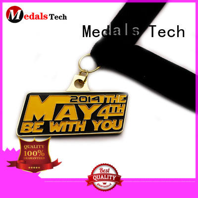 round custom running medals dancing factory price for souvenir