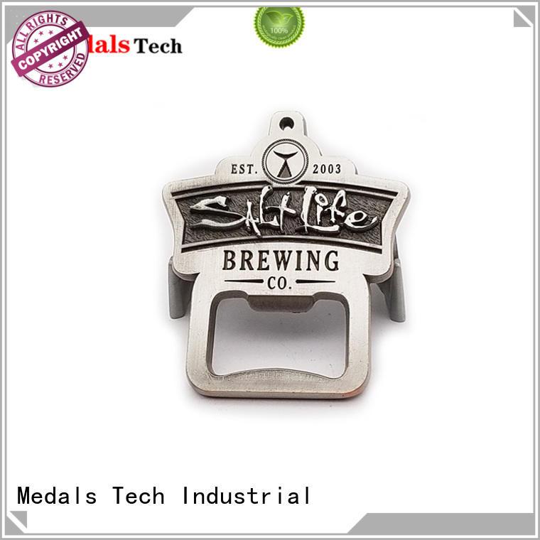 Medals Tech girl beer opener manufacturer for commercial