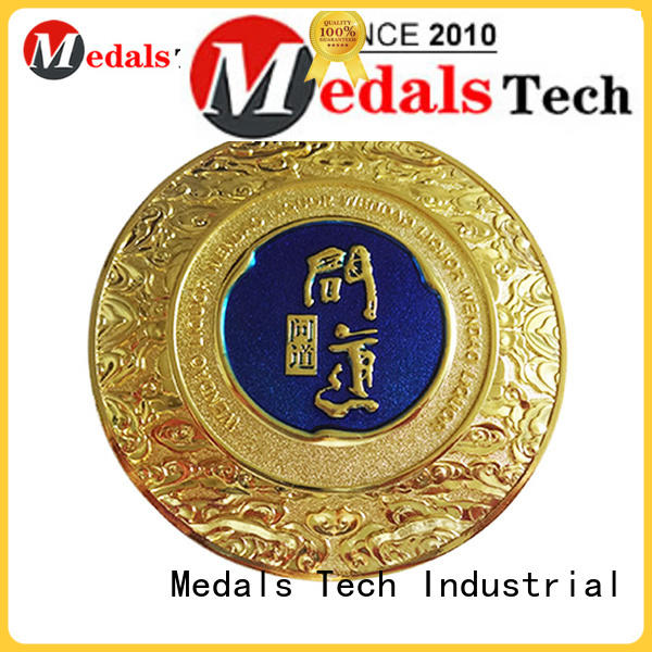 Medals Tech metal decorative name plate factory for kids