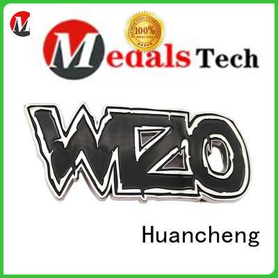 Huancheng Brand antique style western mens belt buckles