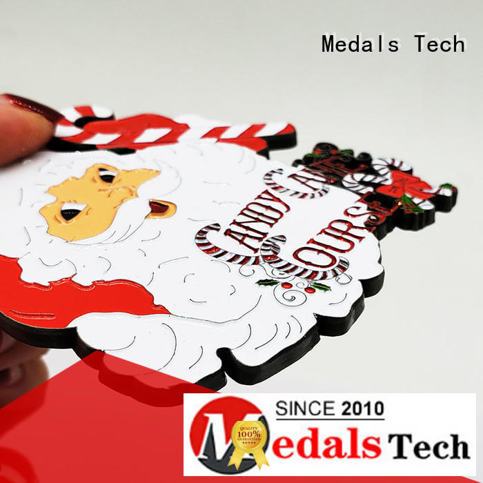 Medals Tech spinning running finisher medals personalized for commercial