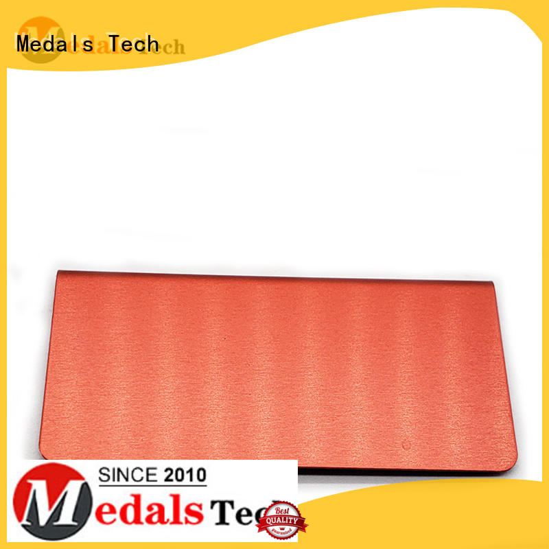 Medals Tech style slim wallet with money clip with good price for adults