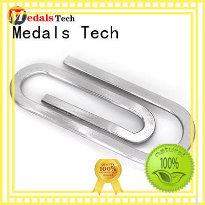 Medals Tech silver exclusive money clip with good price for add on sale