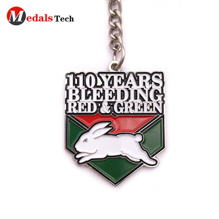 Medals Tech alloy custom logo keychains manufacturer for promotion-2