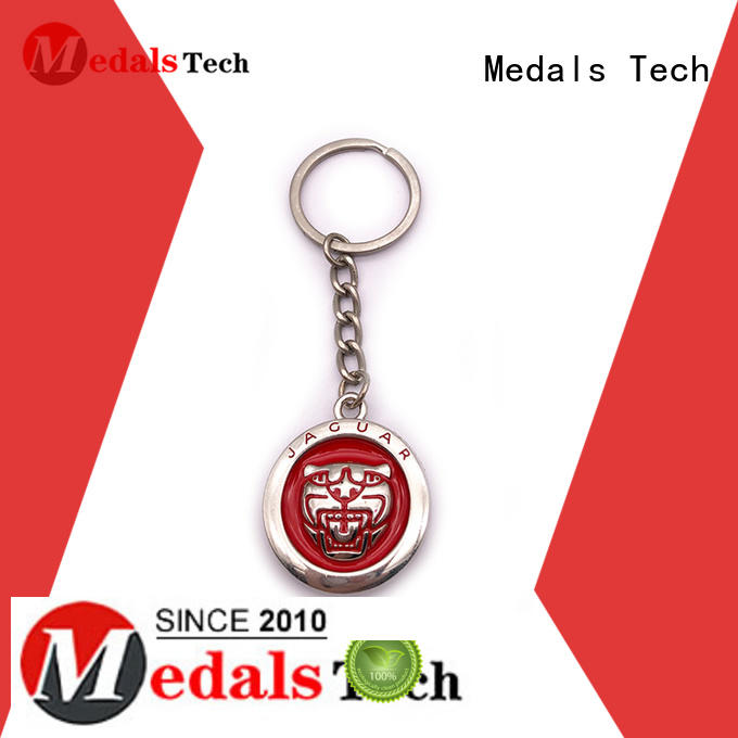 Medals Tech usa metal keychains from China for man