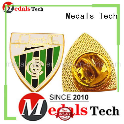 Medals Tech round suit lapel pins inquire now for woman
