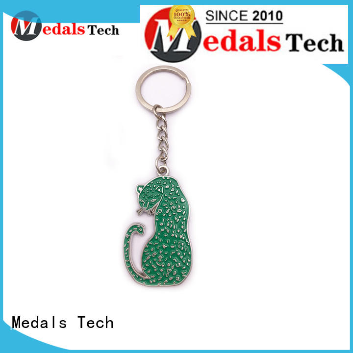 embossed metal key ring manufacturer for woman