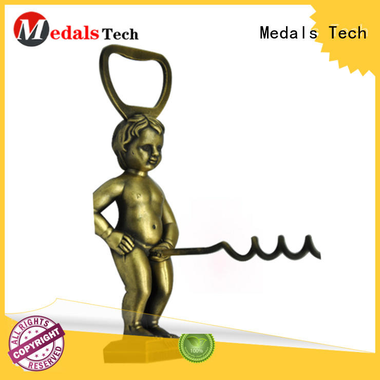 Medals Tech direct customized bottle opener directly sale for souvenir