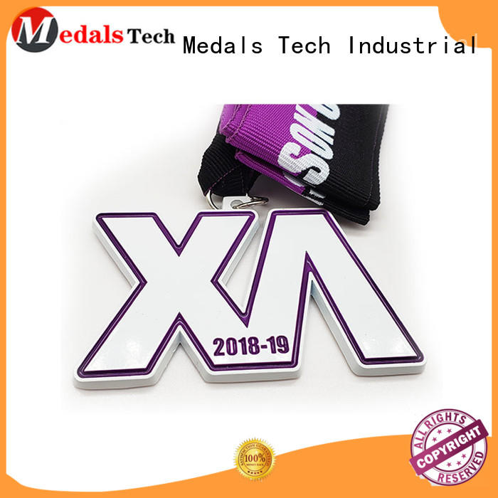fashion cool running medals hollow personalized for commercial
