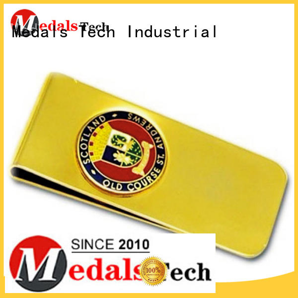metal wide money clip quality with good price for woman