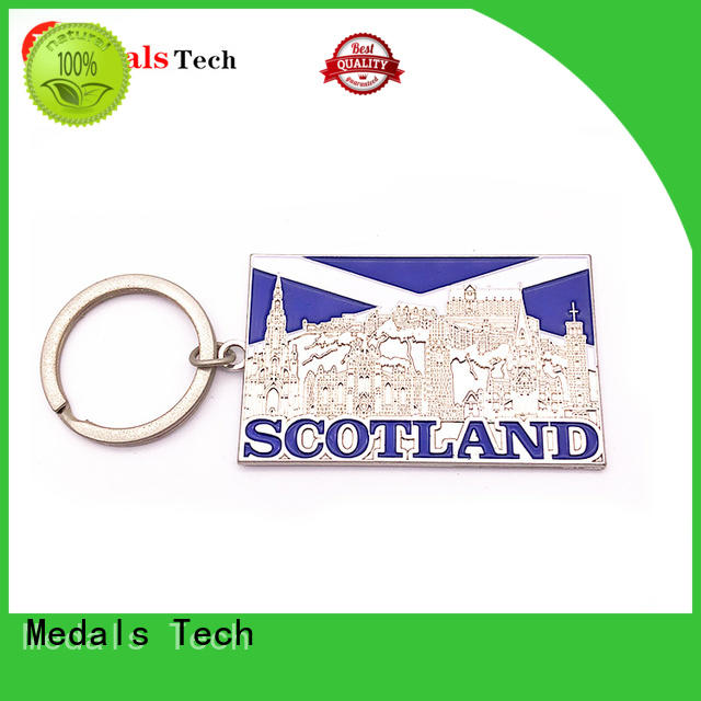embossed metal key ring sticker series for add on sale