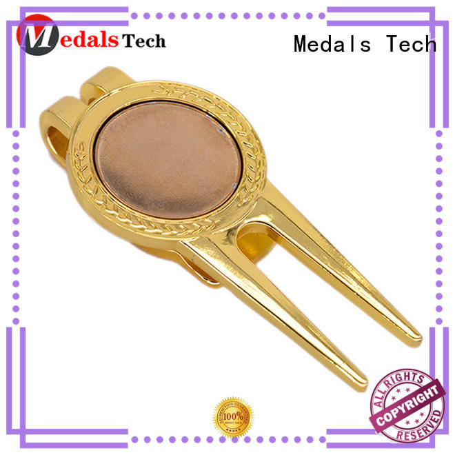 Medals Tech shinny divot repair tool inquire now for woman