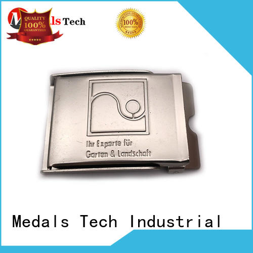 Medals Tech shinny mens western belt buckles supplier for add on sale