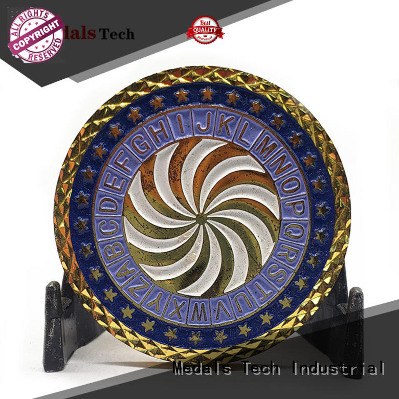 Medals Tech 3d sport challenge coins personalized for kids