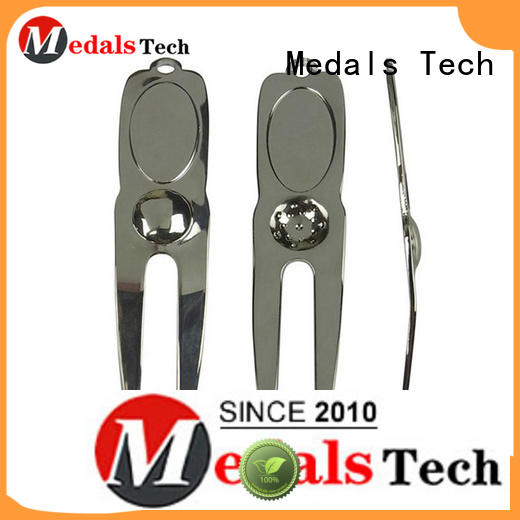 Medals Tech vintage divot tool ball marker factory for adults