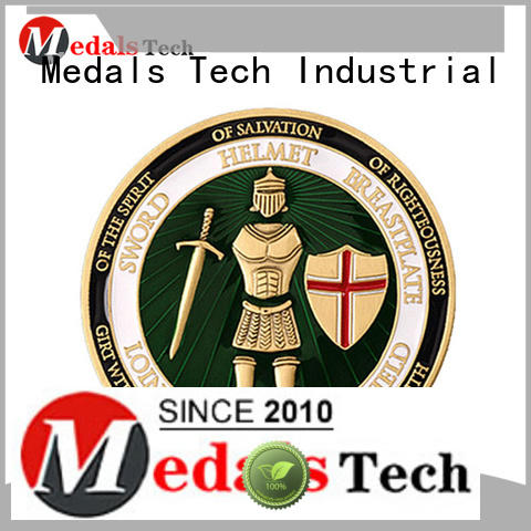 Medals Tech reliable seal challenge coin wholesale for games