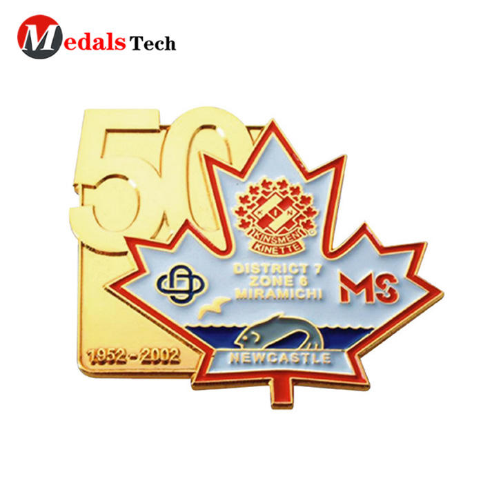 Medals Tech gifts suit lapel pins design for add on sale-3
