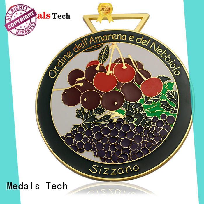 Medals Tech bronze running finisher medals personalized for add on sale