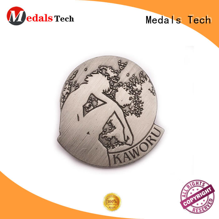 professional quality lapel pins girl design for add on sale