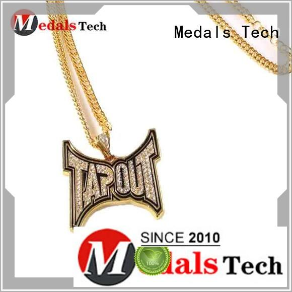 Medals Tech shinny metal dog name tags series for add on sale