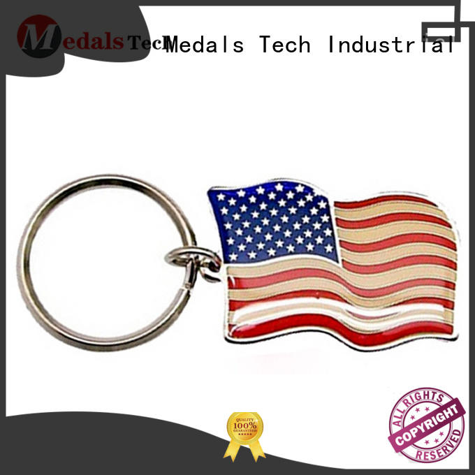 Medals Tech casting cool keychains for guys manufacturer for add on sale