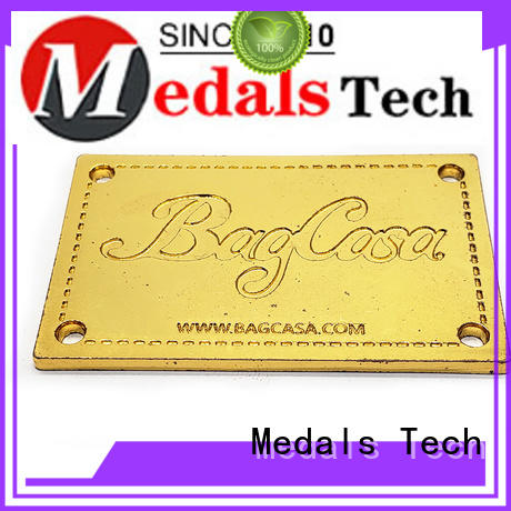 Medals Tech chinese steel name plates factory for add on sale