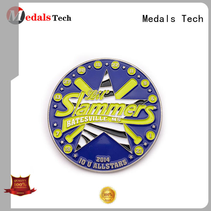 Medals Tech lapel custom lapel pins with good price for adults