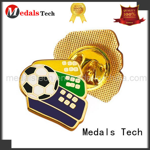 Medals Tech effect cool lapel pins inquire now for woman