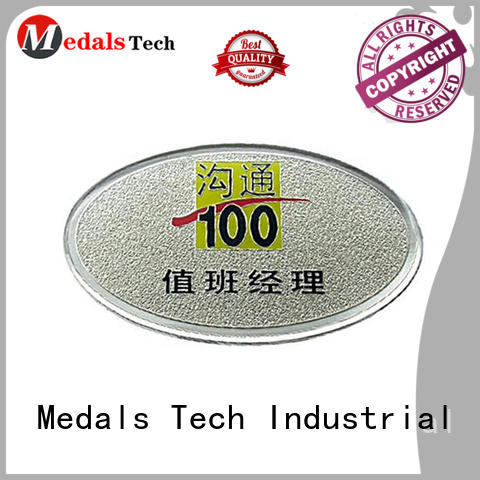Medals Tech style custom lapel pins cheap factory for add on sale