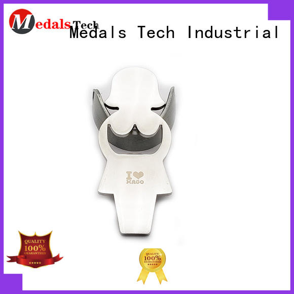 die casting stainless steel bottle opener promotional manufacturer for add on sale