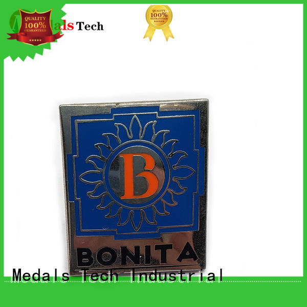 Medals Tech design decorative name plate design for woman