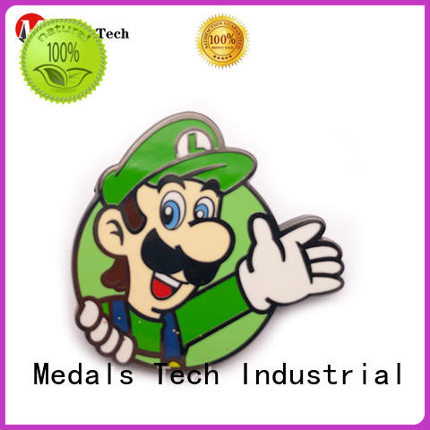 Medals Tech plating mens lapel pin with good price for man