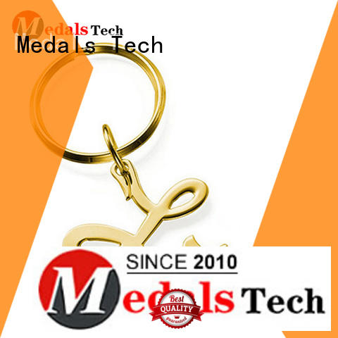 Medals Tech personalized metal keychains customized for add on sale