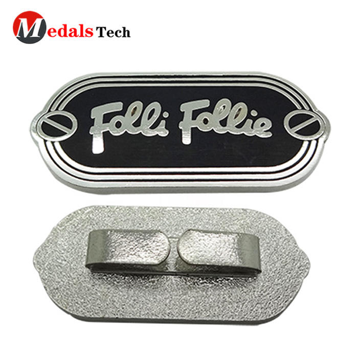Medals Tech handbags custom name plates factory for kids-3
