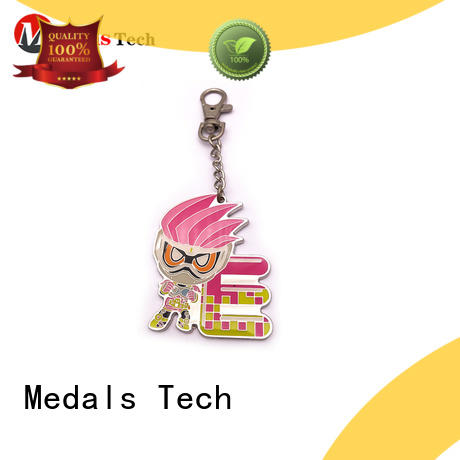 gold cool keychains for guys series for promotion