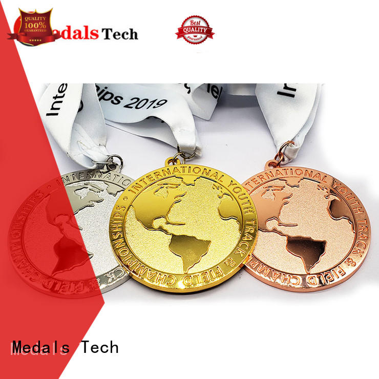 Medals Tech die casting custom made medals wholesale for add on sale