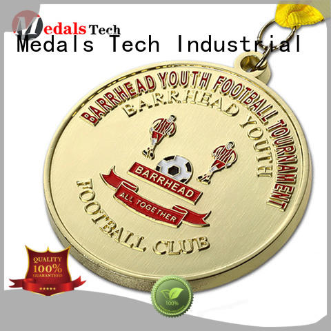 promotional winner award medals customized for add on sale Medals Tech