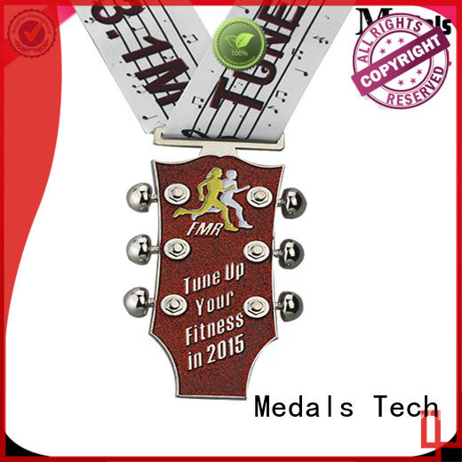 Medals Tech paint running race medals supplier for promotion