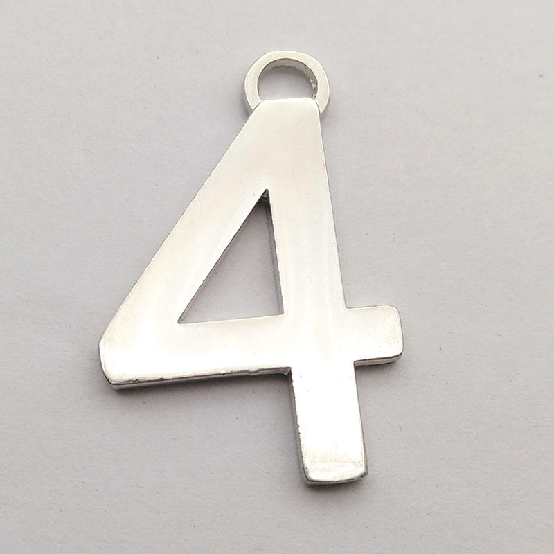 top quality silver name plate classical with good price for man-2