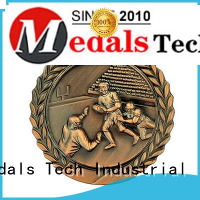 Medals Tech running custom running medals factory price for kids