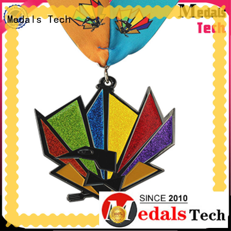 Medals Tech plated best running medals factory price for souvenir