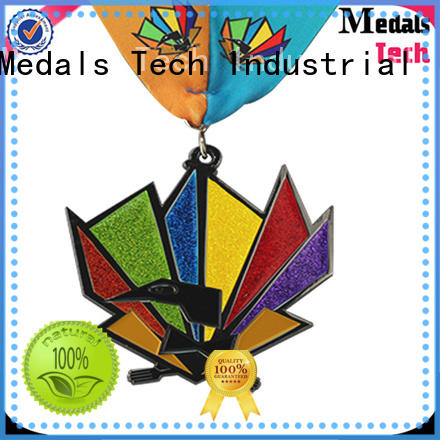 round types of medals selling supplier for souvenir